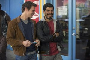 Jonathan Groff as Patrick, Raúl Castillo as Richie