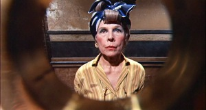 ruth gordon as minnie castevet